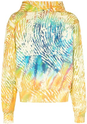 Adidas By Pharrell Williams Tie-Dye Hoodie