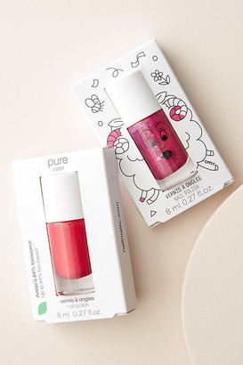 nailmatic Mum + Me Nail Polish Set By in Purple Size ALL