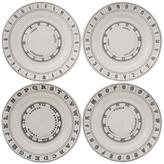 Revival Dinner Plates - Set of 4