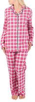 Claudel Allover Bows Two-Piece Pyjama Set