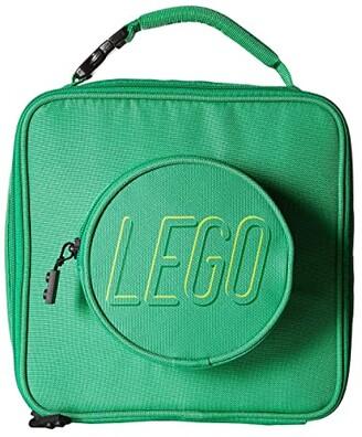Lego Brick Lunch Bag (Blue) Duffel Bags