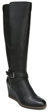 Soul Naturalizer Harvest Wedge Riding Boot