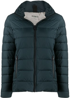 Ecoalf Claviere quilted jacket