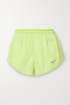 Nike Tempo Lux Dri-fit Shorts - Bright green