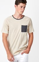 On The Byas Tarkin Raglan Pocket T-Shirt