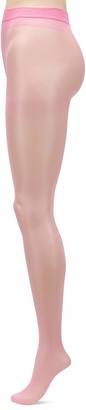 Miss O P101 Light Pink 2X-Large Open Crotch Pantyhose