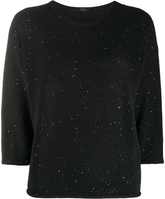Peserico Embellished Relaxed Jumper