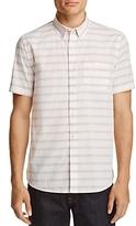 Michael Bastian Stripe Regular Fit Button-Down Shirt