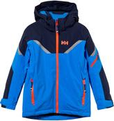 Helly Hansen Racer Blue Junior Roc Ski Jacket