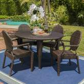 Ophelia & Co. Zivah 5 Piece Dining Set & Co.