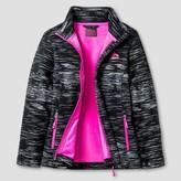 RBX Girls' Printed Softshell Jacket