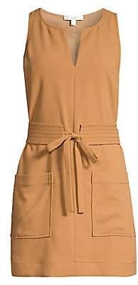 Joie Women's Puck Belted Mini Dress