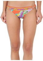 Trina Turk Sea Garden Ring Side Hipster Bottoms