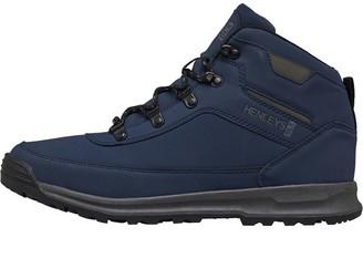 Henleys Mens Travis Boots Navy