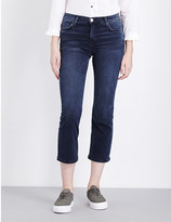 Current/Elliott City Slicker slim mid-rise jeans