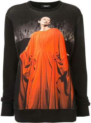 Undercover graphic print sweatshirt