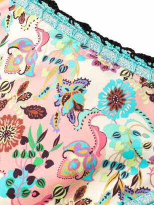 Anjuna All Over Floral-Print Bikini