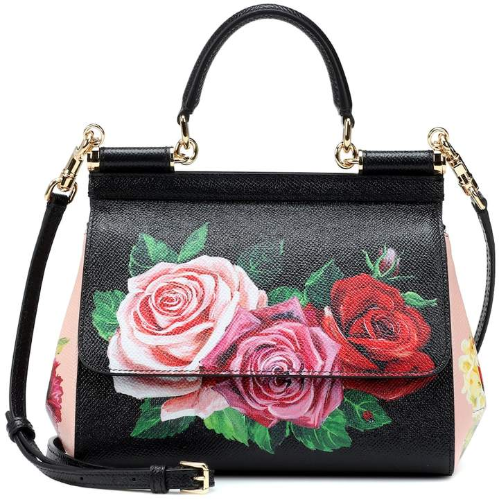 3dec79862f2 Dolce & Gabbana Black Leather Tote Bags - ShopStyle