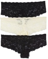 Honeydew Intimates Women's 3-Pack Lace Hipster Panty