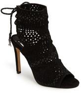 Dolce Vita Women's Harmon Perforated Sandal