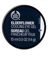 The Body Shop Elderflower Cooling Eye Gel