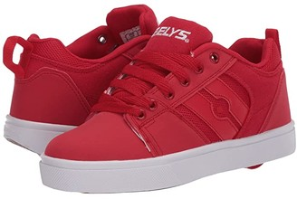 Heelys Racer 20 (Little Kid/Big Kid/Adult) (Black-T) Kid's Shoes