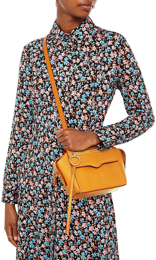 Thumbnail for your product : Rebecca Minkoff Gabby Pebbled-leather Tote