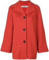 D-Exterior D.Exterior - cape style coat - women - Polyester/Wool - S