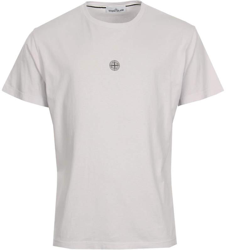Stone Island T-Shirt - Light Grey