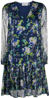 Essentiel Antwerp Vauto floral-print dress