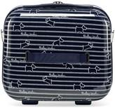 Radley Dog Stripe Vanity Case - Ink