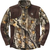Legendary Whitetails Men's Apex II Quarter Zip Fleece Sweater Camo