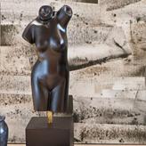 Kelly Wearstler Ebony Female Sculpture