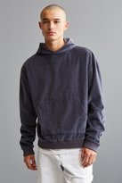 Urban Outfitters Malone Velour Hoodie Sweatshirt
