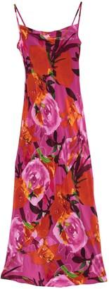 Trina Turk Stephaini Floral Maxi Dress