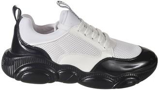 Moschino Mesh Applique Sneakers