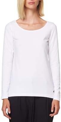 Esprit Crew Neck Long-Sleeved T-Shirt