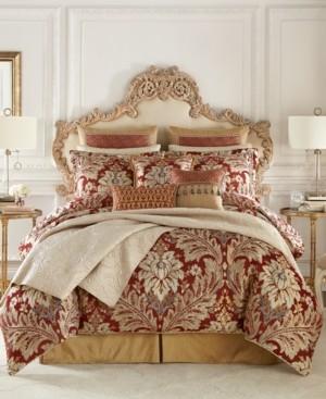 Croscill Arden 4 Piece King Comforter Set Bedding