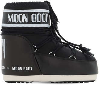 Moon Boot Classic Waterproof Low Snow Boots