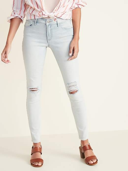 c1788c7453b Old Navy Women's Distressed Jeans - ShopStyle