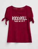 Hip Rock & Roll Girls Tee