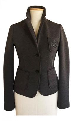 Trussardi Jeans Grey Jacket for Women