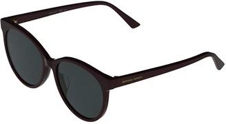 Bottega Veneta BV1022SK (Burgundy) Fashion Sunglasses