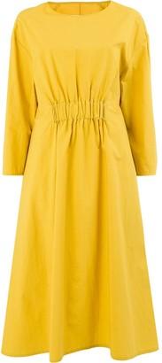 Toogood elasticated waist dress