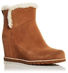 UGG Women's Seyline Wedge Booties