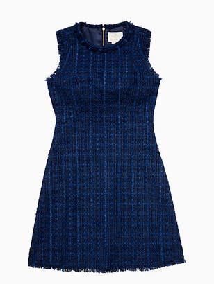 Kate Spade Out West Tweed Sicily Dress