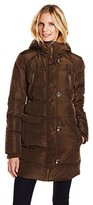 Jessica Simpson Women's Down Parka Jacket with Hood