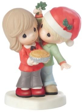 Precious Moments Merry Kissmas Sweetie Pie Figurine