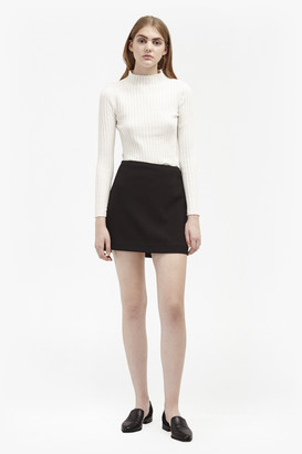French Connection Sundae Suiting Mini Skirt