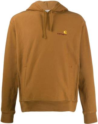 Carhartt WIP branded hoodie